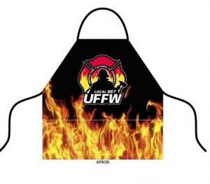 Barbeque apron - $35.00
