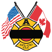IAFF can us flag VECTOR LODD