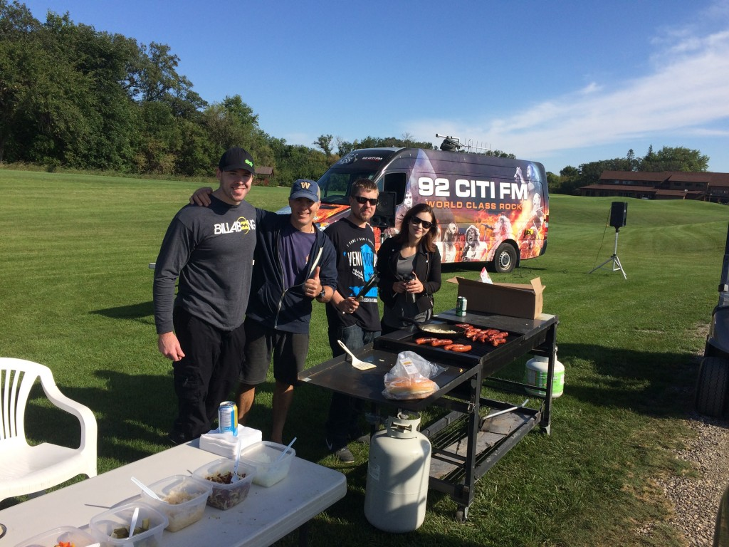 2015-WFF Annual Golf Classic and BBQ