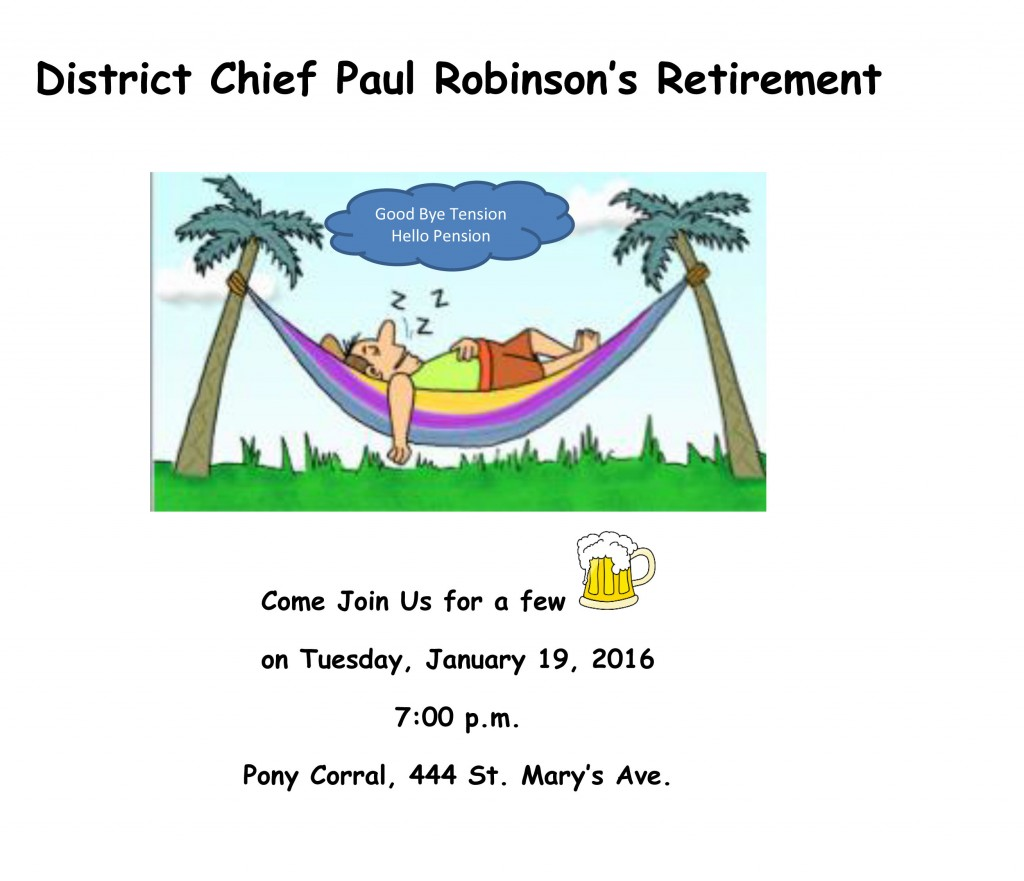 District Chief Paul Robinson for the web 3