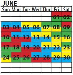 2018 firefighter shift calendar